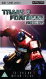 Transformers - The Movie [UMD Mini for PSP] [1986] UMD