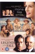 Mona Lisa Smile/Tea With Mussolini/Legends Of The Fall [1994]