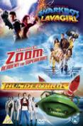 Zoom - Academy For Superheroes/Thunderbirds/The Adventures Of Shark Boy And Lava Girl