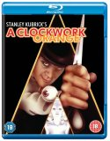 A Clockwork Orange [Blu-ray] [1971]