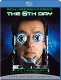 The 6th Day [Blu-ray] [2000]