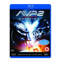 Aliens Vs Predator - Requiem [Blu-ray] [2007]