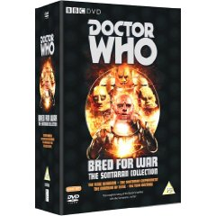 Doctor Who - Bred for War (The Sontaran Collection)