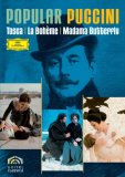 Popular Puccini - Tosca/La Boheme/Madama Butterfly DVD