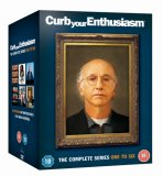 Curb Your Enthusiasm - Series 1-6 - Complete