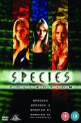 Species/Species 2/Species 3/Species 4 - The Awakening [1995]