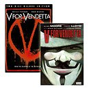 V For Vendetta (2 Disc Deluxe Edition with Comic)