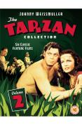 Tarzan Collection Vol. 2 - Triumphs / Desert Mystery / The Amazons / Leopard Woman / Huntress / The Mermaids