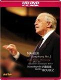 Mahler - Symphony No. 2 (Boulez) [HD DVD] [2005]