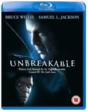 Unbreakable [Blu-ray] [2000]