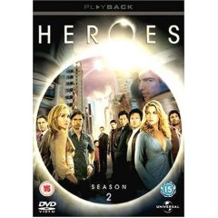 Heroes - Series 2 - Complete