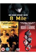 8 Mile/Boyz 'N The Hood/Higher Learning