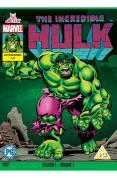 The Incredible Hulk - Season One Part One (Marvel Originals Series - 90s) [1996]