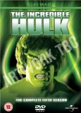 The Incredible Hulk - Series 5 - Complete