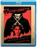 V For Vendetta [Blu-ray] [2006]