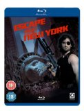 Escape From New York [Blu-ray] [1981]