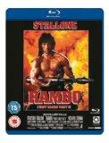 Rambo - First Blood Part 2 [Blu-ray] [1985]