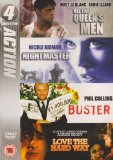 All the Queen's Men/Nightmaster/Buster/Love the Hard Way
