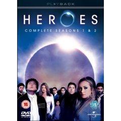 Heroes - Series 1-2 - Complete