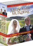Midsomer Murders : The Sixth Collection - A Further 10 Investigations [10 DVD Boxed Set]