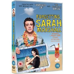 Forgetting Sarah Marshall [2008] DVD