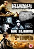 War Film Collection - Brotherhood/9th Company/Intimate Enemies