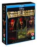 Pirates Of The Caribbean Trilogy [Blu-ray] [2003]