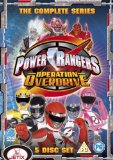 Power Rangers: Operation Overdrive (Complete Series) [2007]