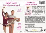 Ballet Class - Intermediate And Advanced With David Howard [1986] DVD