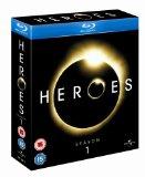 Heroes Season 1 [Blu-ray] [2006]