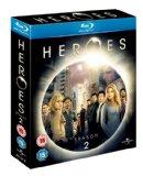 Heroes Season 2 [Blu-ray] [2007]
