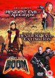 Resident Evil 2 - Apocalypse/Resident Evil - Extinction/Doom