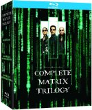 The Matrix/Matrix Reloaded/Matrix Revolutions [Blu-ray] [1999]