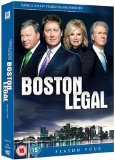 Boston Legal - Series 4 - Complete