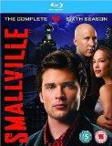Smallville - Series 6 - Complete [Blu-ray]