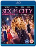 Sex and the City: The Movie [Blu-ray] [2008]