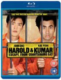 Harold And Kumar Escape From Guantanamo Bay [Blu-ray] [2008]