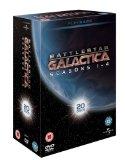 Battlestar Galactica - Series 1-4 - Complete DVD