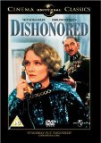 Dishonored [1931] DVD
