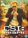 CSI: Miami Complete Season 4 DVD