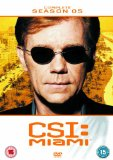CSI: Crime Scene Investigation - Miami - Complete Season 5 DVD