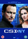 CSI: Crime Scene Investigation - New York Complete Season 4