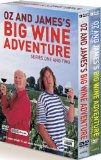 Oz and James's Big Wine Adventure: Complete BBC Series 1 & 2 Box Set
