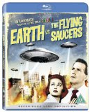 Earth vs The Flying Saucers [Blu-ray] [1956]