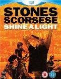 Shine A Light (with Bonus Digital Copy) [Blu-ray]