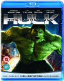 The Incredible Hulk [Blu-ray] [2008]