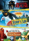 Surf's Up/Open Season/Monster House