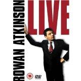 Rowan Atkinson DVD