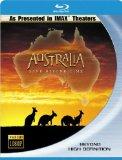 (IMAX) Australia ? Land Beyond Time - Blue Ray Disc [Blu-ray] [2002]