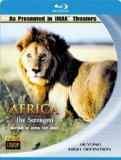 (IMAX) Africa - Serengeti - Blue Ray Disc [Blu-ray] [1994]